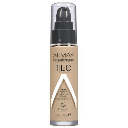 Almay TLC Truly Lasting Color 16 Hour Liquid Makeup, SPF 15 - 1 fl oz