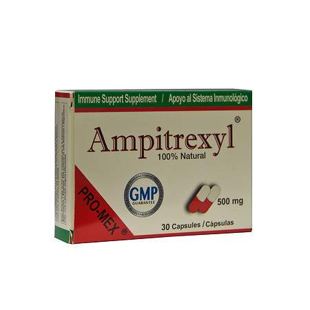 Ampitrexyl Dietary Supplement Capsules - 30 ea
