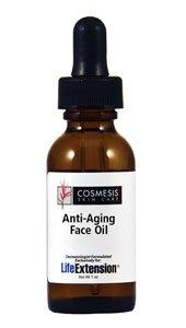 Anti-Aging Face Oil, 1 oz (30 ml)
