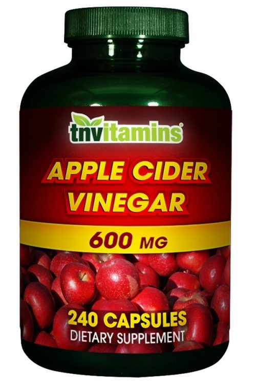 Apple Cider Vinegar 600 Mg