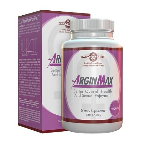 ArginMax for Female Sexual Fitness - 180 capsules