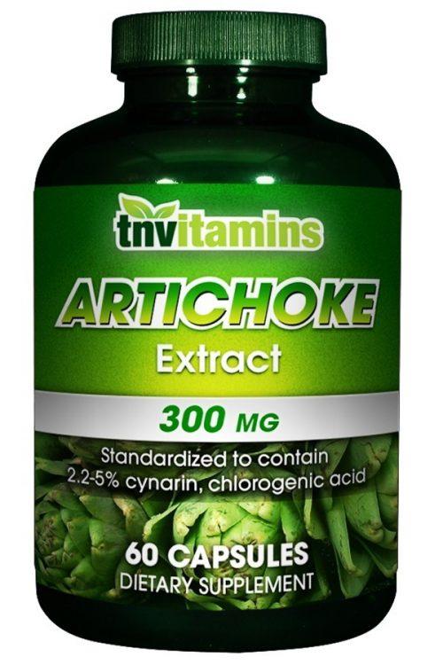 Artichoke Extract 300 Mg