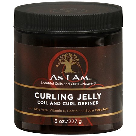 As I Am Curling Jelly Coil and Curl Definer - 8 oz.
