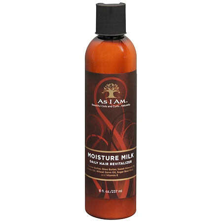 As I Am Moisture Milk Daily Hair Revitalizer Lotion - 8 oz.