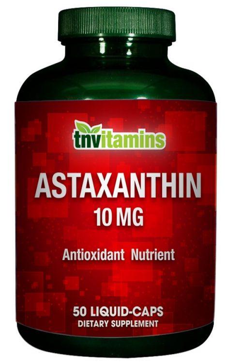 Astaxanthin 10 Mg Liqui-Caps