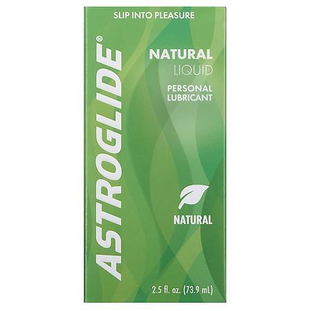 Astroglide All Natural Personal Lubricant & Moisturizer - 2.5 fl oz