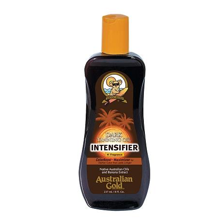 Australian Gold Dark Tanning Intensifier Oil - 8 fl oz