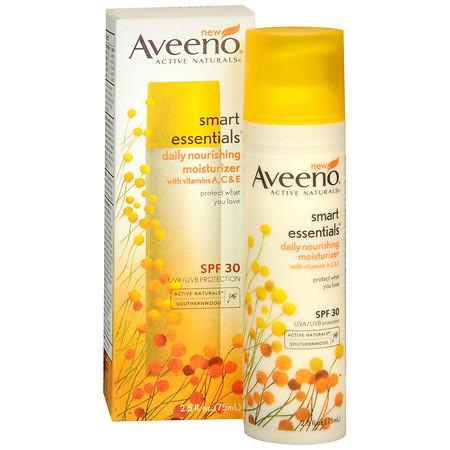 Aveeno Active Naturals Smart Essentials Daily Nourishing Moisturizer - 2.5 fl oz