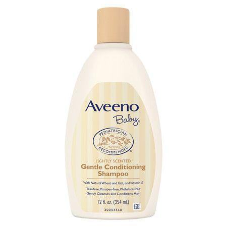 Aveeno Baby Gentle Conditioning Shampoo - 12 oz.