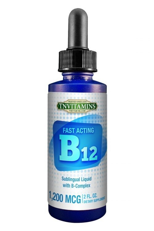 B-12 Liquid With B-Complex