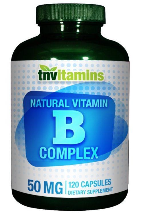 B Complex 50 Capsules