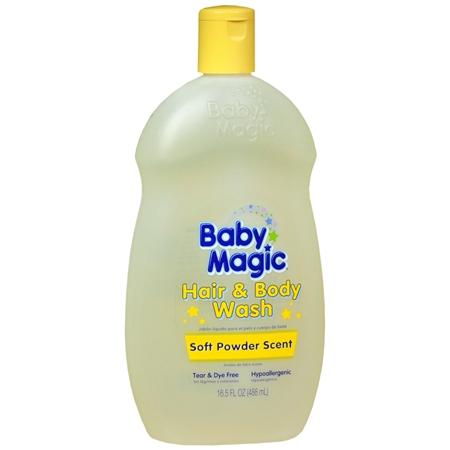 Baby Magic Hair & Body Wash Powder - 16.5 oz.