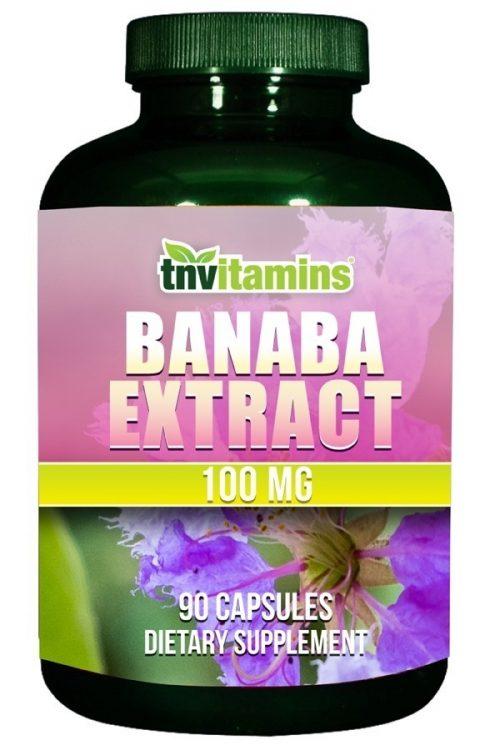 Banaba Extract 100 Mg