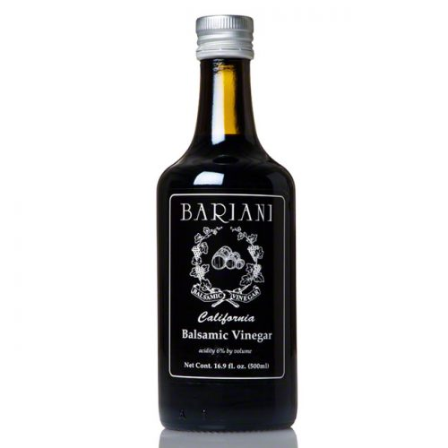 Bariani Balsamic Vinegar, 16.9 fl oz/500mL