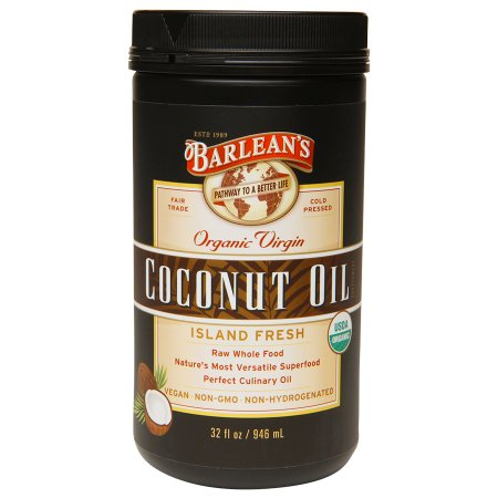 Barlean's Organic Oils Organic Virgin Coconut Oil - 32 fl oz