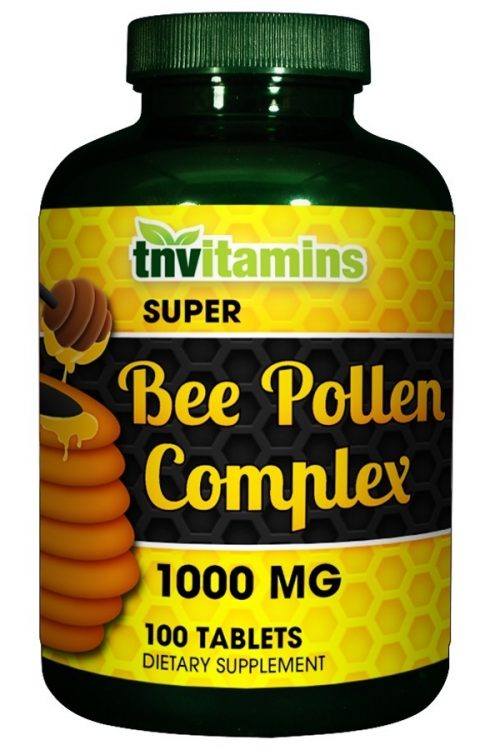 Bee Pollen Complex With Royal Jelly and Propolis