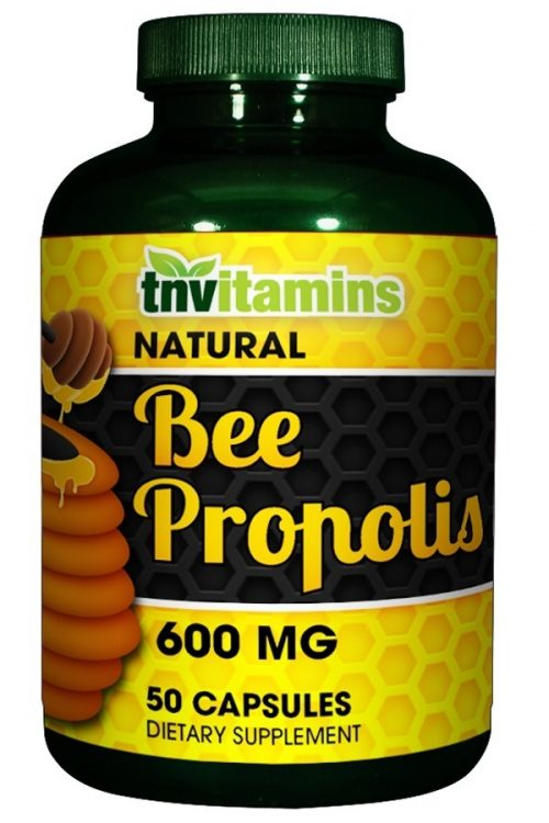 Bee Propolis 600 Mg