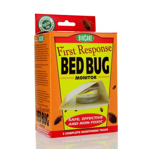 BioCare First Response Bed Bug Detection Monitor, set of 2