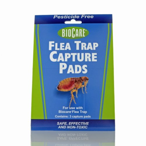 BioCare Flea Trap Replacement Capture Pads, set of 3