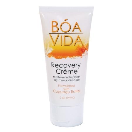 Boa Vida Recovery Creme Citrus Vanilla - 4 oz.