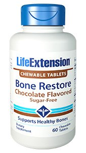 Bone Restore Chewable Tablets, 60 chewable tablets