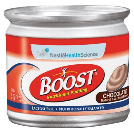 Boost Nutritional Pudding Chocolate - 5 oz.