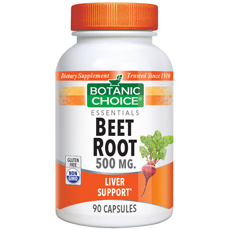 Botanic Choice Beet Root - 90 ea