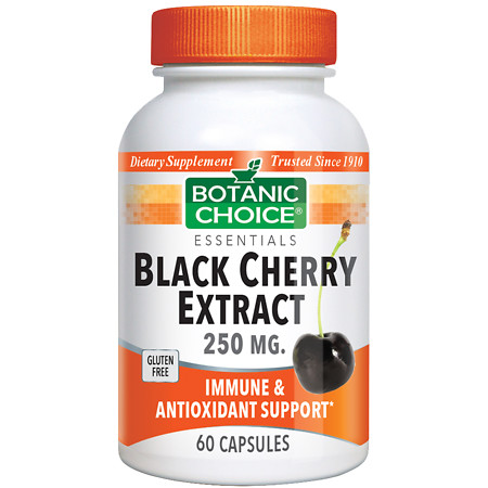 Botanic Choice Black Cherry Extract - 60 ea