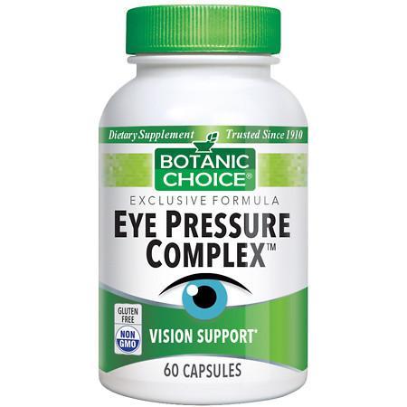 Botanic Choice Eye Pressure Complex - 60 ea