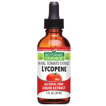 Botanic Choice Lycopene Herbal Supplement Liquid - 1 oz.