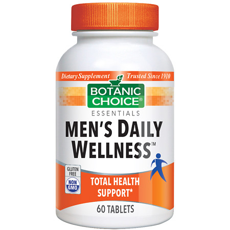 Botanic Choice Men's Daily Wellness - 60 ea