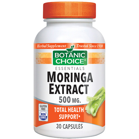 Botanic Choice Moringa Extract - 30 ea