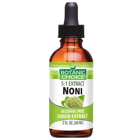 Botanic Choice Noni 5:1 Dietary Supplement Liquid - 2 oz.