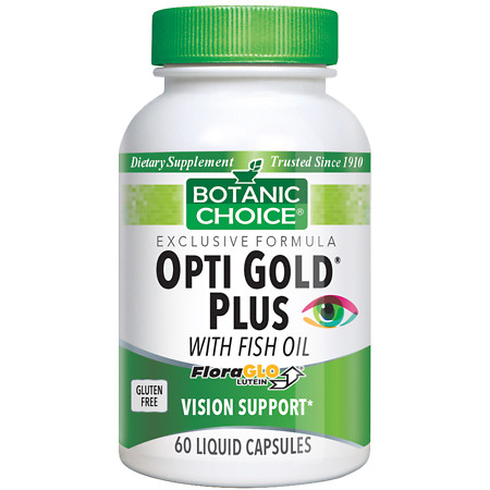 Botanic Choice Opti Gold with Fish Oil - 60 ea