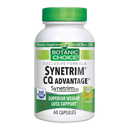 Botanic Choice Synetrim CQ Advantage - 60 ea
