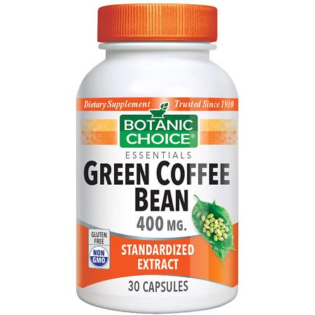 Botanic Health Green Coffee Bean Extract Capsule - 30 ea