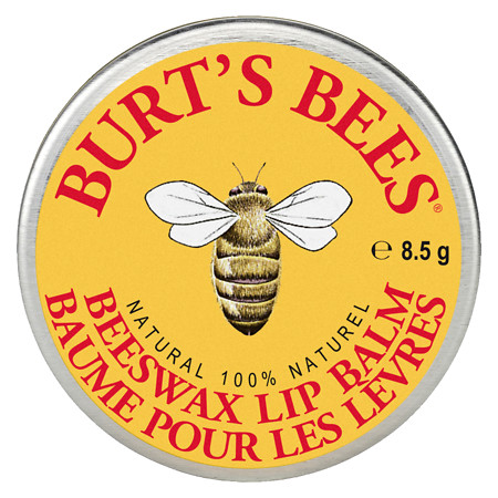 Burt's Bees Lip Balm Tin, Beeswax - 0.3 oz.