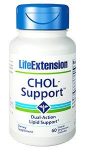 CHOL-Support™, 60 liquid vegetarian capsules