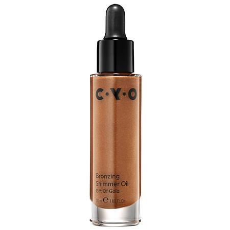 CYO Bronzing Shimmer Oil Gift Of Gold - 1 oz.