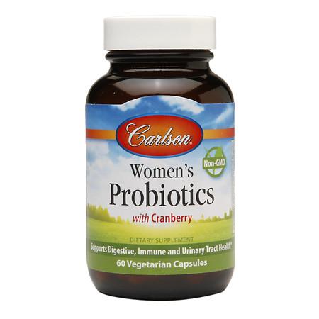 Carlson Women's Probiotics - 60 ea