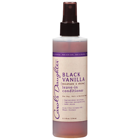 Carol's Daughter Black Vanilla Leave-In Conditioner - 8 fl oz