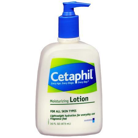 Cetaphil Moisturizing Lotion Fragrance Free - 16 fl oz