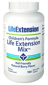 Children's Formula Life Extension Mix™, 100 chewable tablets