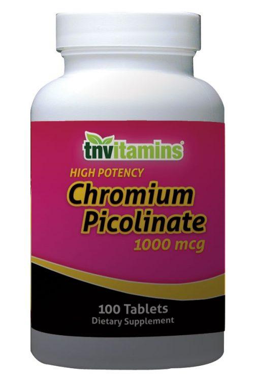 Chromium Picolinate 1000 Mcg