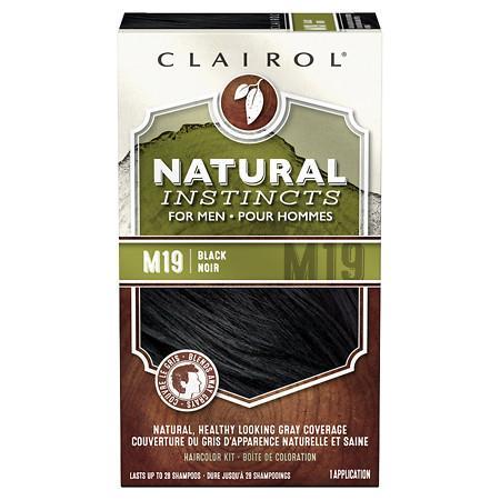 Clairol Natural Instincts For Men Hair Color - 1 ea