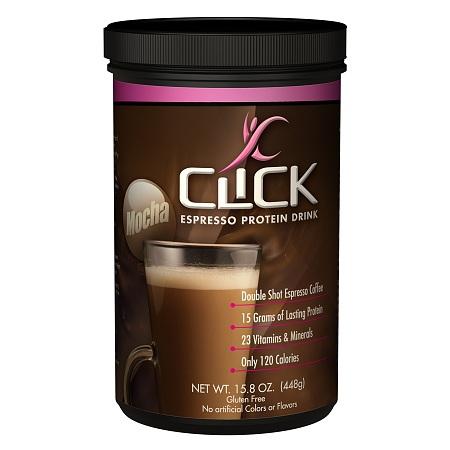 Click Espresso Protein Drink Mocha - 16 oz.