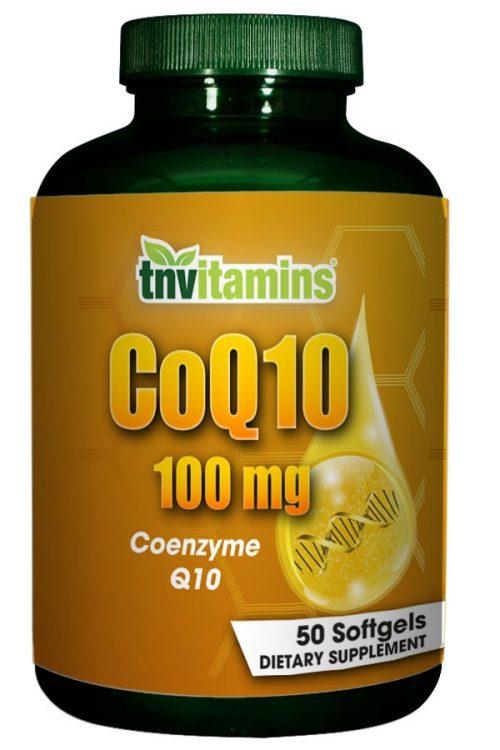 Co Q-10 100 Mg