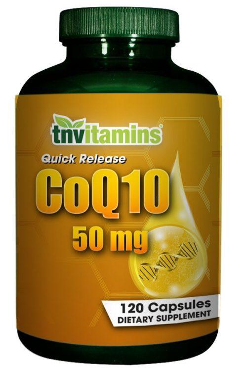 Co Q-10 50 Mg