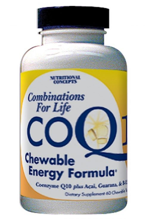 Co Q-10 Chewable Energy Formula