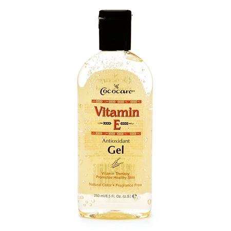 Cococare Vitamin E Antioxidant Gel - 8.5 fl oz